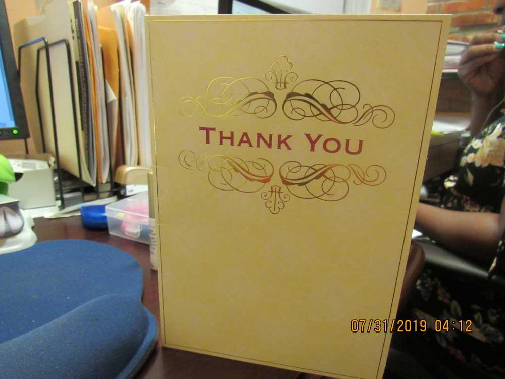 GFSS Client Appreciation